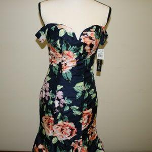 dca2ddc885e Sequin Hearts Dresses - 💖Off-The-Shoulder Ruffled Mermaid Gown